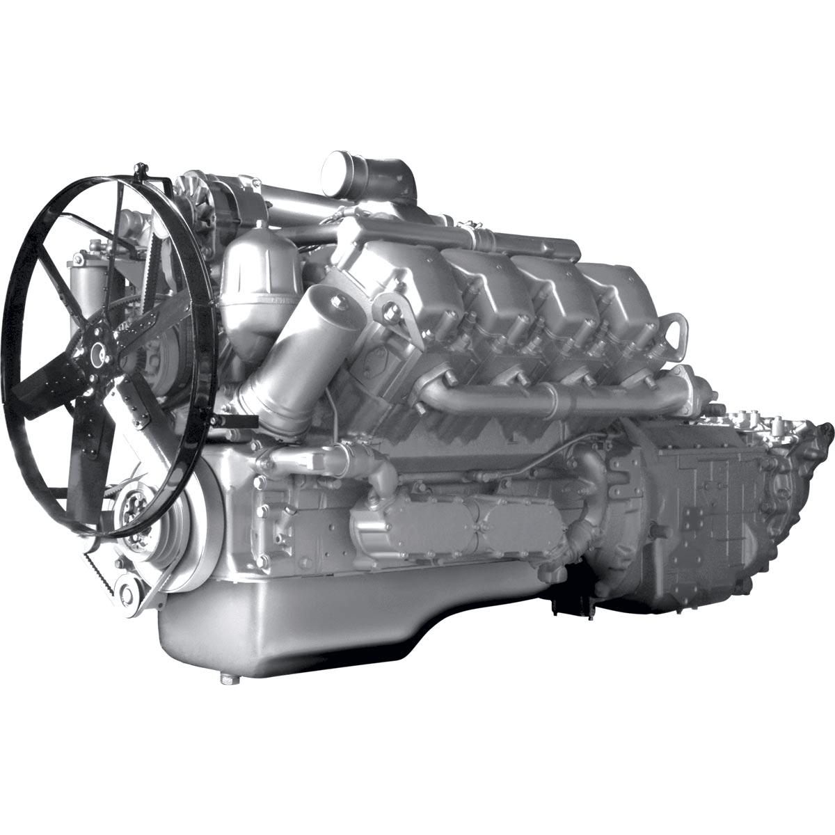Двигатель ЯМЗ-7511-min